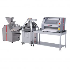 Baget Ekmek Makine Seti