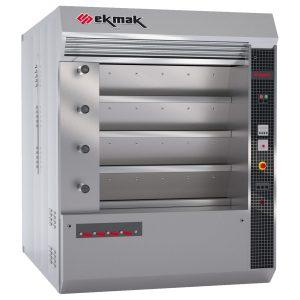 E-KFG 100 Taş Tabanlı Katlı Fırın