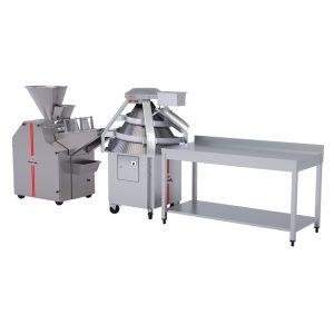 Pita Ekmek Hamur (Arap Ekmek) Makine Seti